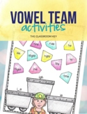 Long Vowel Activities and Worksheets for 2nd Grade Phonics