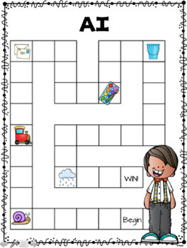 Long Vowel Activities and Games