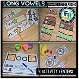 Long Vowel Activity Centers Bundle