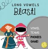 Long Vowel Phonics Blast Game