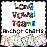 Long Vowel Anchor Charts