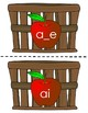 Long Vowel Apple Literacy Center