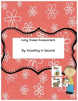 Long Vowel Assessment