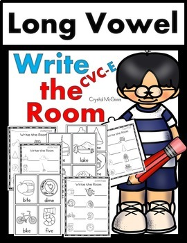 Long Vowel BUNDLE (7 Long Vowel Sets)