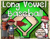 Long Vowel Baseball