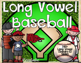 Long Vowel Baseball Bundle