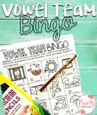 Long Vowel Bingo