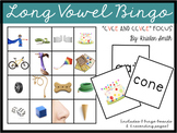 Long Vowel Bingo Game