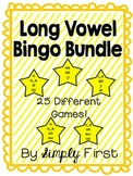 Long Vowel Bingo Game Sets *BUNDLE!