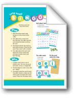 Long Vowel Bingo (Long Vowels: Phonics Games)