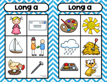 Long Vowels Board Game - Vowel Teams and More!