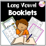 Long Vowel Booklets