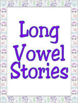 Long Vowel Books