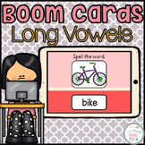 Long Vowel Boom Cards