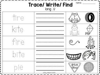 Long Vowel Bundle