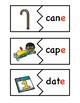 Long Vowel CVCE Puzzle