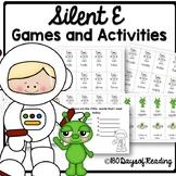 Long Vowel CVCe Game for Fluency/ Silent E, Magic E