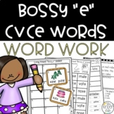 CVCe Bossy E NO PREP Activities