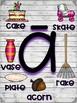 Long Vowel CVCe Poster