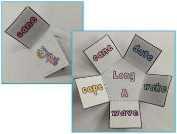 Long Vowel CVCe - iPad Interactive Activity - Language Arts Crafts