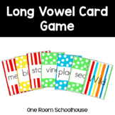 Long Vowel Phonics Game