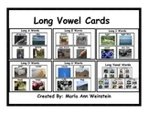 Long Vowel Cards