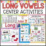 Long Vowel Centers