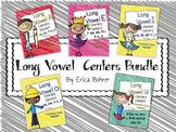 Long Vowel Centers Bundle