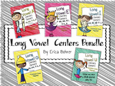 Long Vowel Centers Bundle