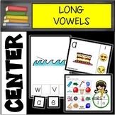 Long Vowel Centers (CVCe)