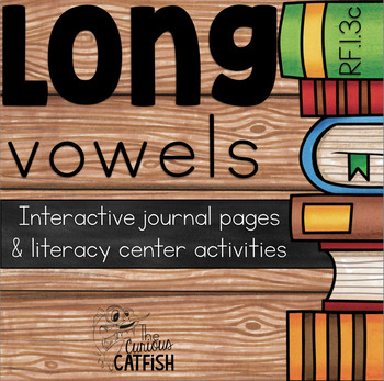 Long Vowel Centers & Journal Pages