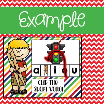 Long Vowel Clip Activities using Google Slides and Classroom