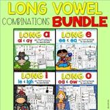Long Vowel Combinations {ee/ea, ai/ay, ie/igh, oa/ow} ~ Ac
