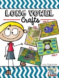 Long Vowel Crafts