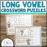 Long Vowel Crossword Puzzles