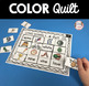 Long Vowel Cut and Paste Quilts - Vowel Teams - Magic E Words - Worksheets
