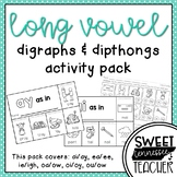 Long Vowel Diagraphs and Dipthongs