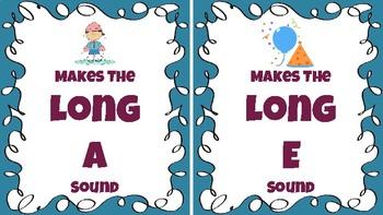 Long Vowel Digraphs