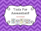 Long Vowel Digraphs - Tools for Assessment