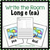 Long Vowel EA Write the Room
