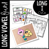 Long Vowel FUN! {Long I} Activities