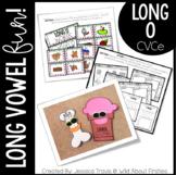 Long Vowel FUN! {Long O} Activities