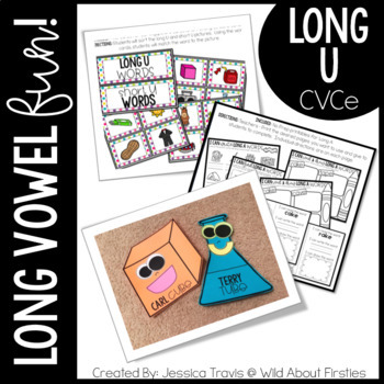 Long Vowel FUN! {Long U} Activities