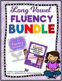 Long Vowel Fluency BUNDLE