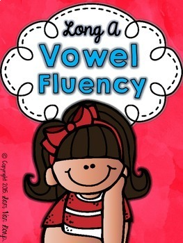 Long Vowel Fluency: THE BUNDLE {CVCe Words}
