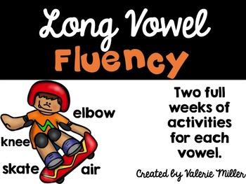 Long Vowel Fluency Unit