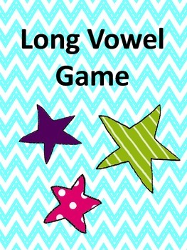Long Vowel Game