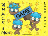 Long Vowel Game Whack! a Mole