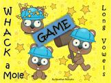 Long Vowel Game Whack! a Mole