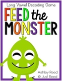 Long Vowel Game: Feed the Monster